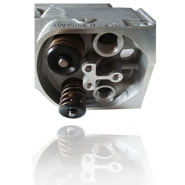02237310 Deutz F4L912 iron cylinder head