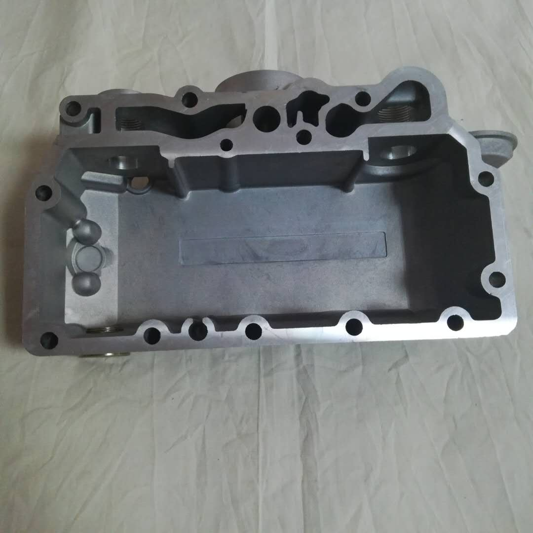 Deutz BFM1013 Oil Cooler Cover Parts Distributors
